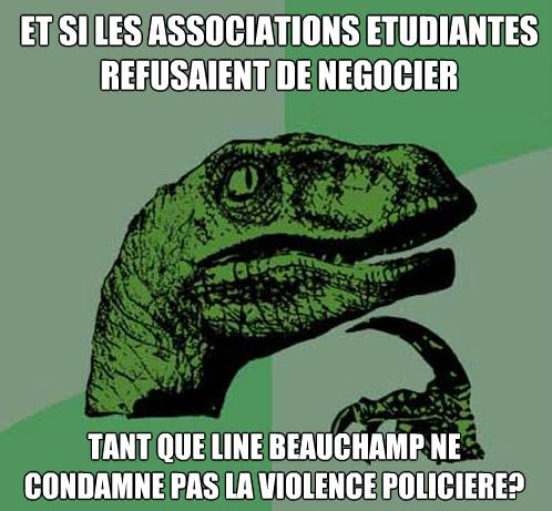 philosoraptor négociations